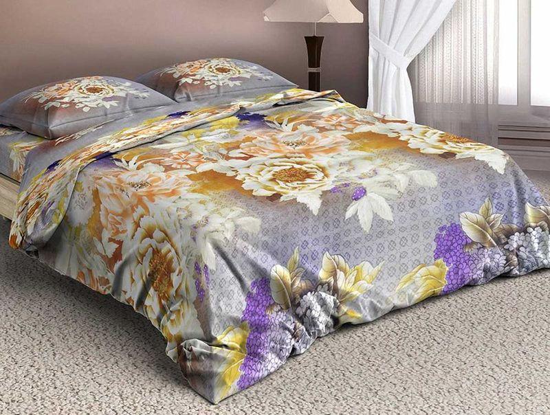 Комплект белья МарТекс Боненти, 1,5-спальный, наволочки 70х7001-1326-1Комплект постельного белья МарТекс Боненти, выполненный из микрополиэстера, состоит из пододеяльника, простыни и двух наволочек. Изделия оформлены оригинальным рисунком. Такой комплект подойдет для любого стилевого и цветового решения интерьера, а также создаст в доме уют. Приобретая комплект постельного белья МарТекс, вы можете быть уверенны в том, что покупкадоставит вам и вашим близким удовольствие и подарит максимальный комфорт.