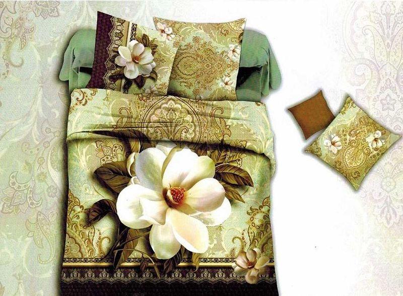 Комплект белья МарТекс Визит, 1,5-спальный, наволочки 70х7001-1359-1Комплект постельного белья МарТекс Визит, выполненный из микрополиэстера, состоит из пододеяльника, простыни и двух наволочек. Изделия оформлены оригинальным рисунком. Такой комплект подойдет для любого стилевого и цветового решения интерьера, а также создаст в доме уют. Приобретая комплект постельного белья МарТекс, вы можете быть уверенны в том, что покупкадоставит вам и вашим близким удовольствие и подарит максимальный комфорт.