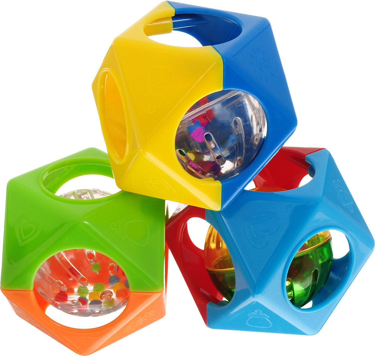 Playgo Развивающая игрушка Шар в многограннике
