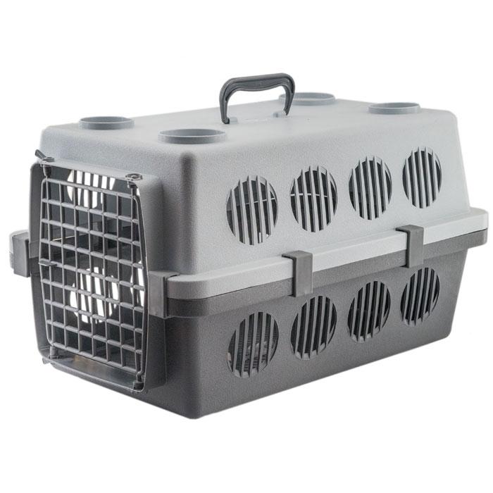 Переноска для животных Дарэлл  Пегас. №1 , пластиковая, до 4 кг, 48 х 31 х 28 см