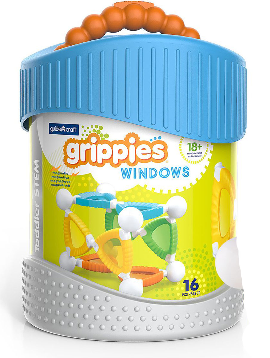 Guide Craft Конструктор Better Builders Grippies Windows G8315 guide craft конструктор better builders grippies g8312