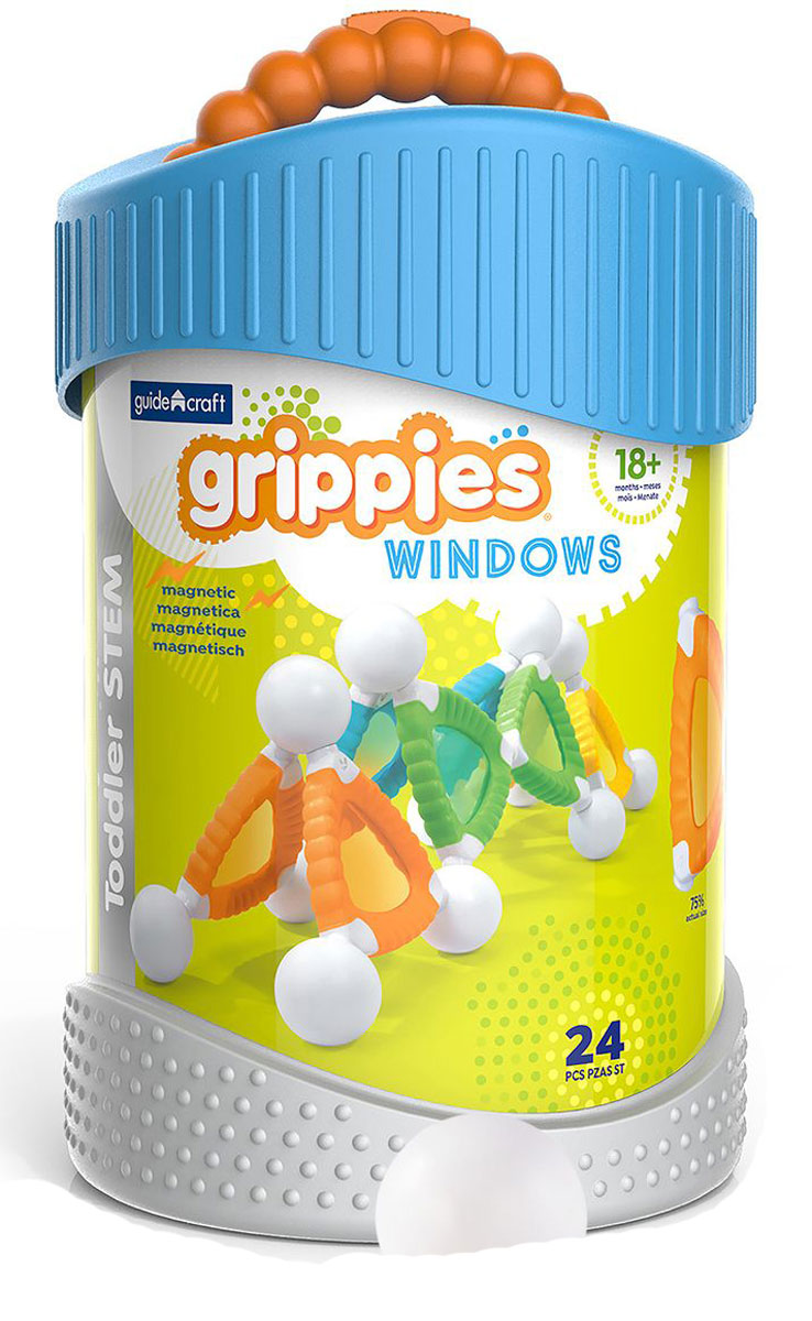 Guide Craft Конструктор Better Builders Grippies Windows G8316 h