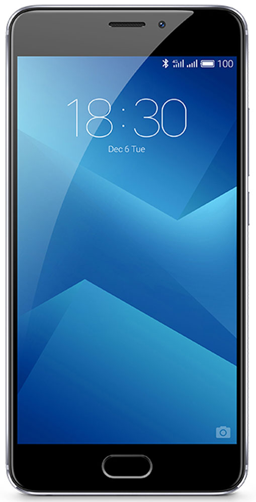 Meizu M5 Note 32GB, Gray Black