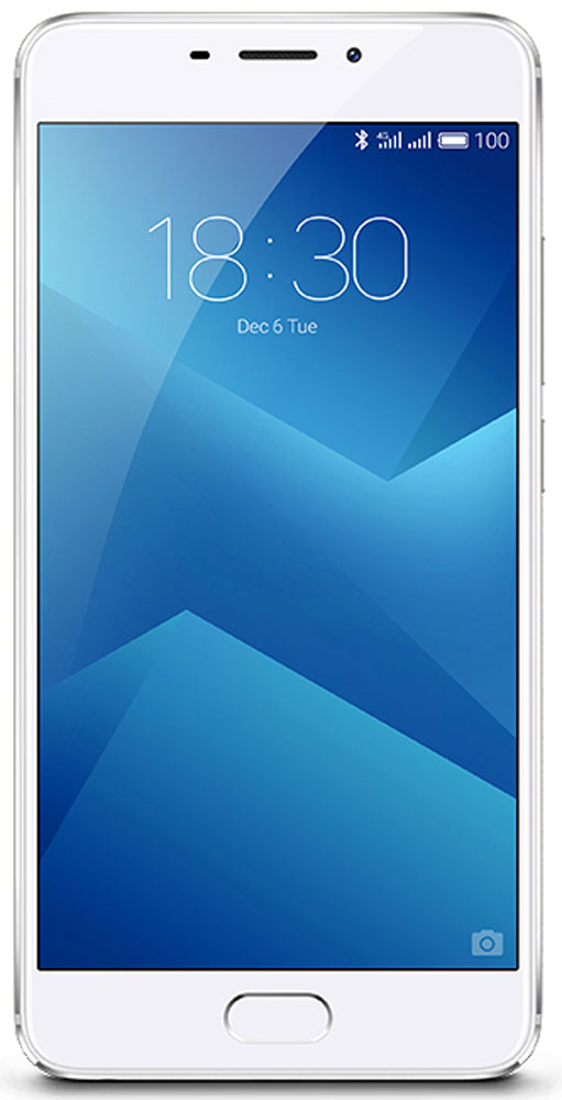 Meizu M5 Note 16GB, Silver White