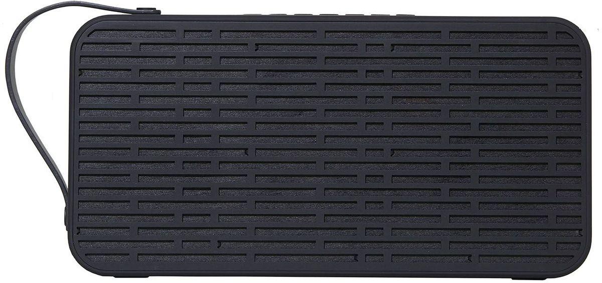Kreafunk aSOUND, Black беспроводная портативная колонка дровяная водогрейная колонка купить в москве