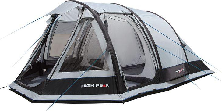 Палатка High Peak Aeros 3.0, цвет: серый, 220/220 х 200 х 450 см. 12254 палатки greenell палатка дом 2