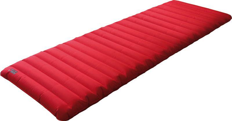 Матрас надувной High Peak Denver, цвет: красный, 197 х 70 х 10 см походный душ high peak aquadome 14010bz