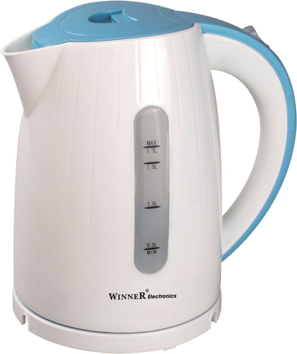 Winner Electronics WR-134 электрический чайник спот globo 541006 1