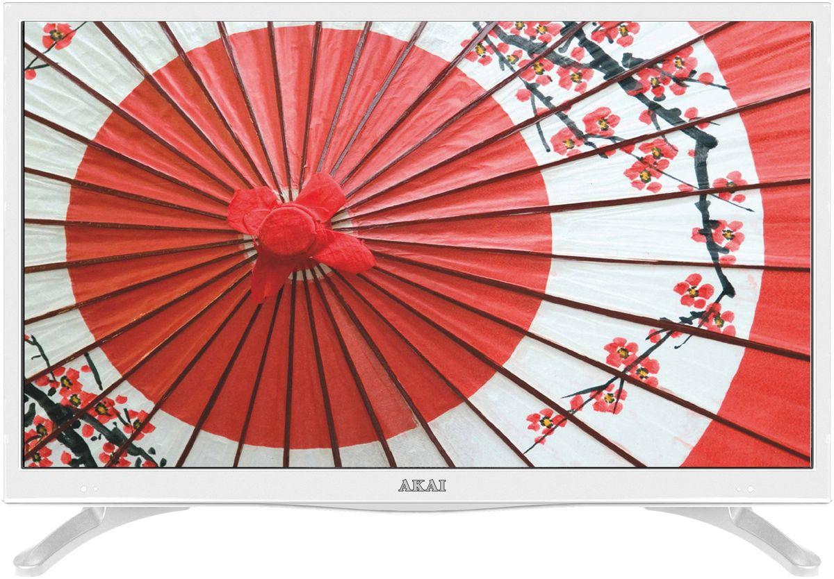 Akai LES-28A67W телевизорLES-28A67WТелевизор Akai LES-28A67W успешно совмещает в себе все функции, присущие полноценному развлекательному медиацентру. Сочетание превосходного изображения и современных технологий по доступной цене предоставит вам возможность насладиться невероятно четким и ярким изображением.Обладая большим набором интерфейсов, он с легкостью может взаимодействовать с любыми информационными носителями, включая просмотр ваших любимых фильмов в формате HD напрямую с USB флэшки. Главные преимущества данной модели: платформа Android, встроенный модуль Wi-Fi, а также поддержка цифрового телевидения в формате DVB-T2.