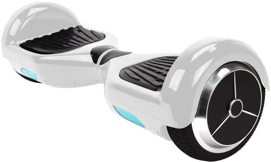 Гироскутер IconBIT  Scooter Kit , цвет: белый - Электротранспорт