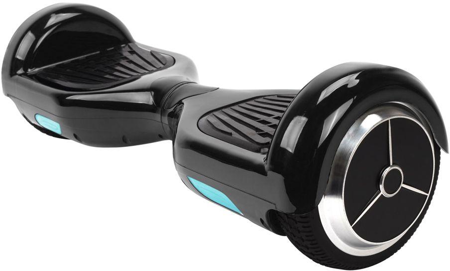 Гироскутер IconBIT Scooter Kit, цвет: черный