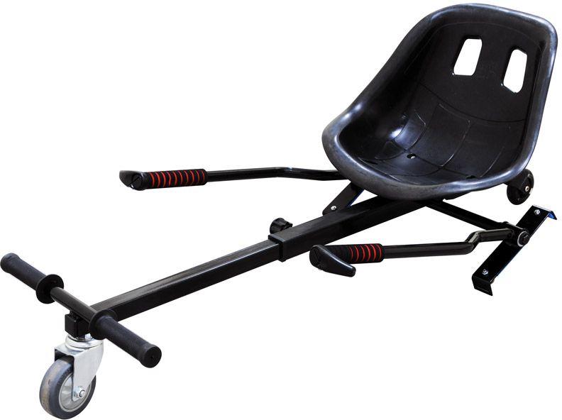 Картинг-опция IconBIT Kato 4S, для гироскутера, цвет: черный сегвей iconbit smart scooter s