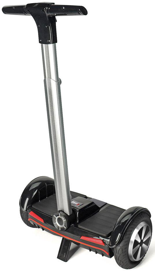 Гироскутер IconBIT Scooter S, цвет: черныйSD-0019KГироскутер, диаметр колес 8, макс. скорость 15 км/час, расстояние поездки без подзарядки до 20 км, батарея 36 В, 4.4 Ач, вес: 13 кг, пульт ДУ, цвет черный.