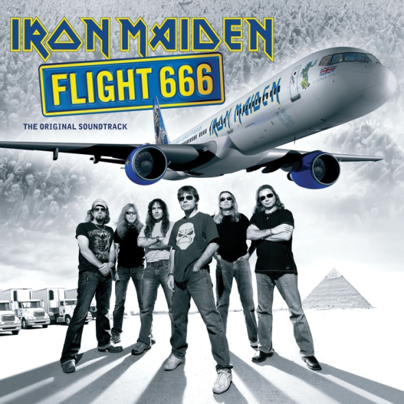Iron Maiden Iron Maiden. Flight 666 (2 LP) iron maiden iron maiden twilight zone lp