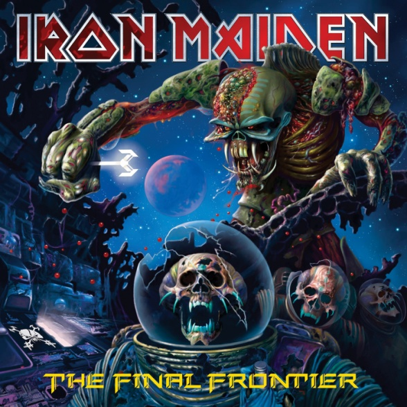 Iron Maiden Iron Maiden. The Final Frontier (2 LP) iron maiden iron maiden twilight zone lp