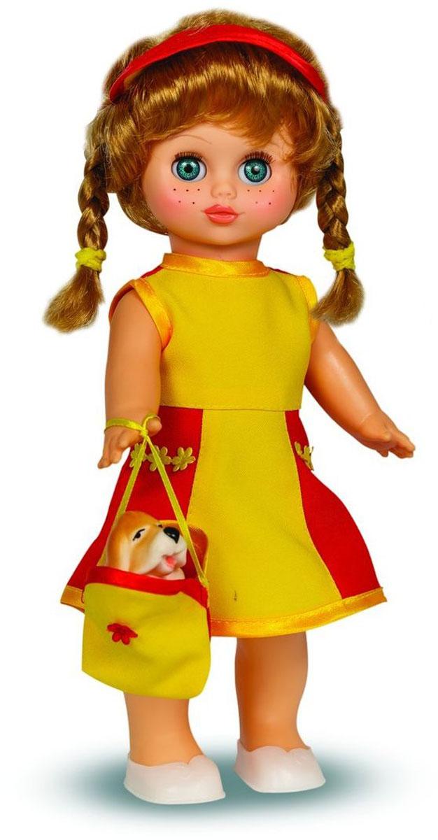 Весна Кукла озвученная Настя В1790/о куклы jada набор кьюти попс делюкс кукла стар с собачкой