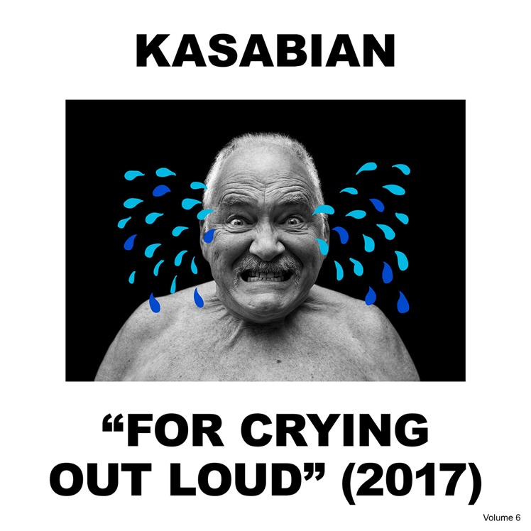 Kasabian Kasabian. For Crying Out Loud (LP + CD) cd kasabian 48 13