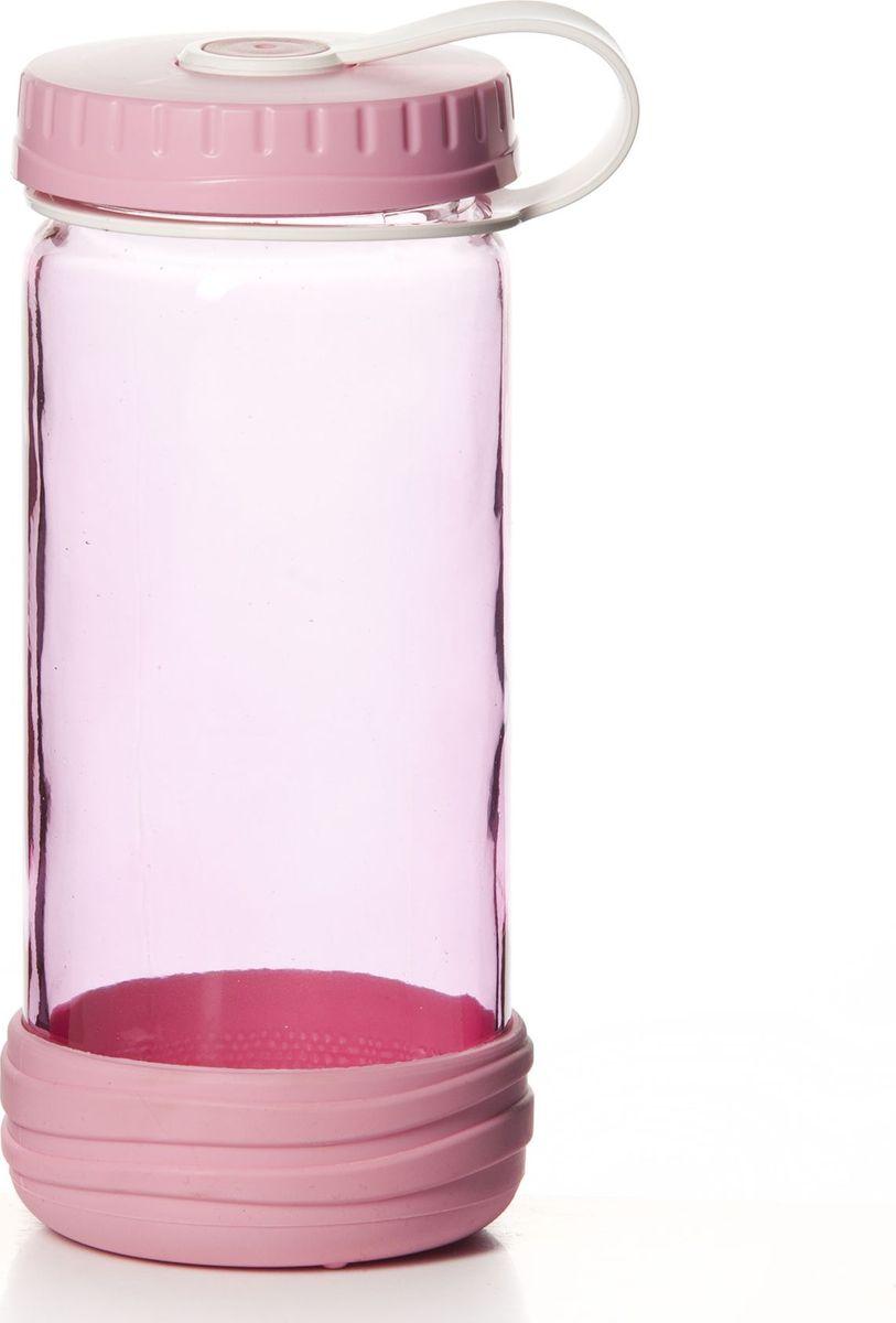 Бутылка Herevin, цвет: розовый, 0,5 л111801-000Бутылка для воды Herevin с горлышком, которое поднимается на 90 градусов, что обеспечивает простоту в использовании.Возможно мытье в посудомоечной машине, легко собирается и разбирается.Объем: 0,5 л.Высота: 17 см.Диаметр (по нижнему краю): 7 см.