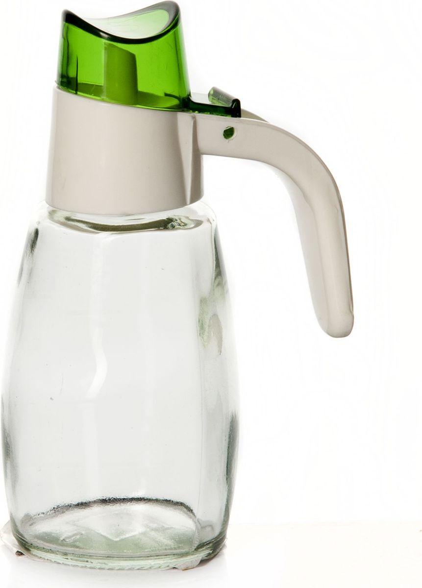 Емкость для масла Herevin, с дозатором, 105 мл. 131435-000131435-000Емкость для масла Herevin - универсальное современное изделие для дома, дачи, кафе или ресторана, которое выглядит эстетично и декоративно, нетребовательно в уходе. Бутылка изготовлена из прозрачного прочного стекла.