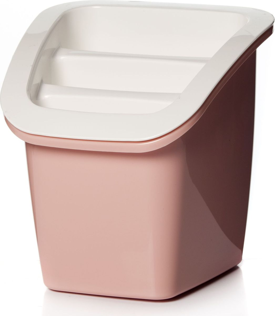 Подставка для столовых приборов Herevin, цвет: розовый, белый. 161235-500161235-500Подставка для столовых приборов Herevin, выполненная из прочного пластика, состоит из двух частей - верхняя съемная. Изделие имеет 3 продолговатые секции для хранения различных столовых приборов. Внизу секции оснащены отверстиями для стока жидкости. Такая подставка не только позволит аккуратно хранить столовые приборы, но и красиво дополнит интерьер кухни.