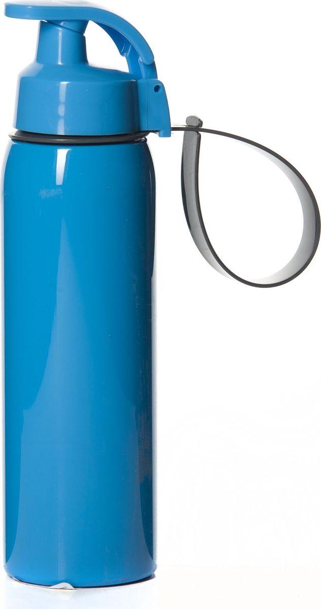 Бутылка для воды Herevin, цвет: темно-голубой, 500 мл. 161501-000 рокфеллер джон дэвисон как я нажил 500 000 000 мемуары миллиардера