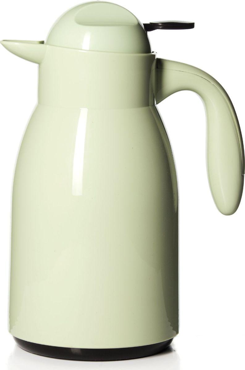 Кувшин Herevin, цвет: белый. 161702-500161702-500Кувшин Herevin оснащен удобной ручкой и плотно закрывающейся пластиковой крышкой. Благодаря этому внутри сохраняется герметичность, и напитки дольше остаются свежими. Кувшин прост в использовании, достаточно просто наклонить его и налить ваш любимый напиток. Форма крышки обеспечивает наливание жидкости без расплескивания. Изделие прекрасно подойдет для подачи воды, сока, компота и других напитков. Кувшин Herevin дополнит интерьер вашей кухни и станет замечательным подарком к любому празднику.