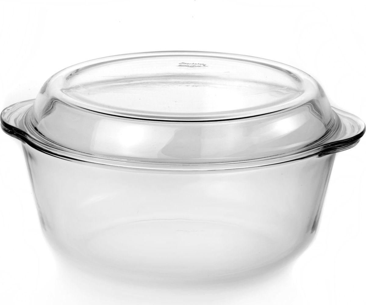Кастрюля для СВЧ Pasabahce, с крышкой, 2 л. 5900359003Круглая кастрюля для СВЧ Pasabahce изготовлена из термостойкого стекла и оснащена крышкой, которую также можно использовать как отдельную емкость.Стекло - самый безопасный для здоровья материал. Посуда из стекла не вступает в реакцию с готовящейся пищей, а потому не выделяет никаких вредных веществ, не подвергается воздействию кислот и солей. Из-за невысокой теплопроводности пища в стеклянной посуде гораздо медленнее остывает. Стеклянная посуда очень удобна для приготовления и подачи самых разнообразных блюд: супов, вторых блюд, десертов. Благодаря прозрачности стекла, за едой можно наблюдать при ее готовке, еду можно видеть при подаче, хранении. Используя кастрюлю, вы можете как приготовить пищу, так и изящно подать ее к столу, не меняя посуды. Благодаря гладкой идеально ровной поверхности посуда легко моется.Можно использовать в духовках, микроволновых печах и морозильных камерах (выдерживает температуру от - 30°C до 300°C). Можно мыть в посудомоечной машине.