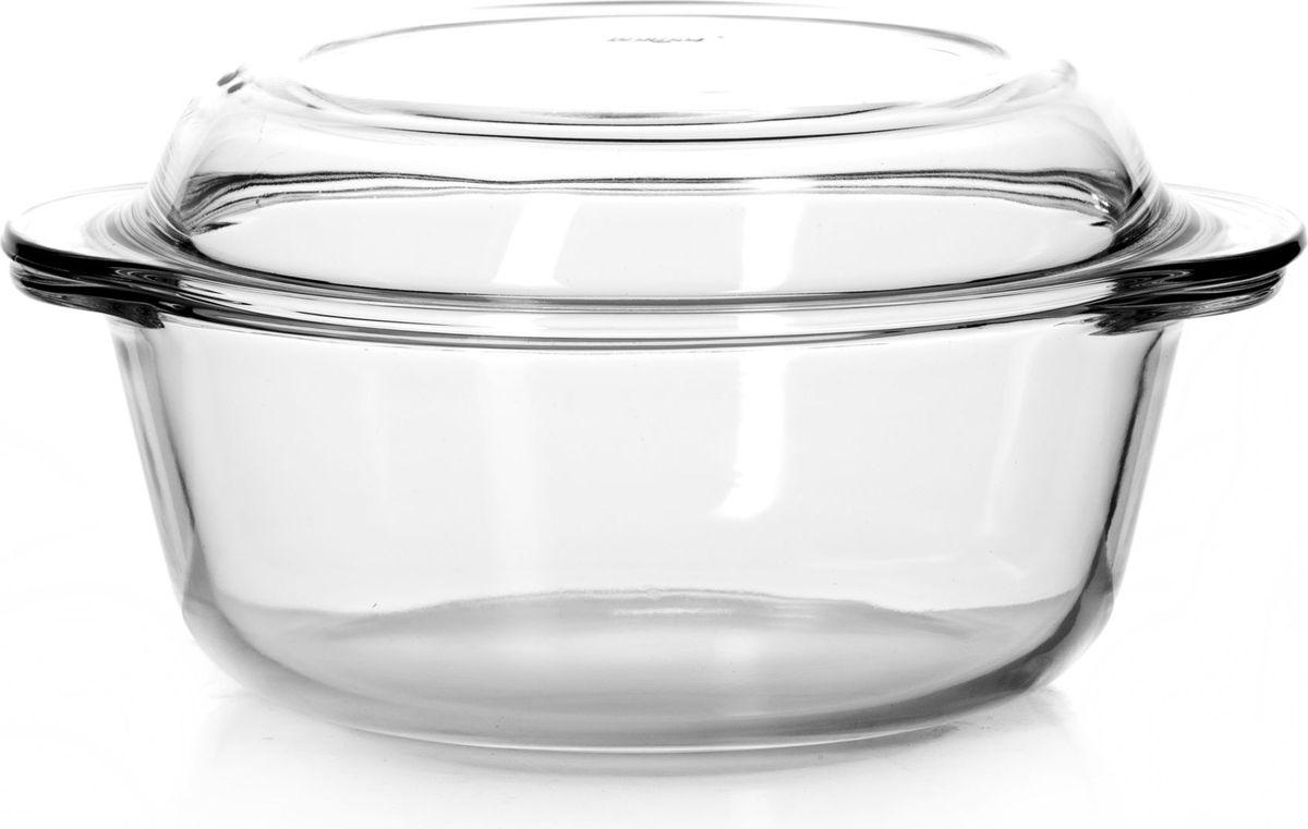 Кастрюля для СВЧ Pasabahce с крышкой, 1,5 л. 5902359023Кастрюля для СВЧ Pasabahce изготовлена из термостойкого стекла и оснащена крышкой, которую также можно использовать как отдельную емкость. Стекло - самый безопасный для здоровья материал. Посуда из стекла не вступает в реакцию с готовящейся пищей, а потому не выделяет никаких вредных веществ, не подвергается воздействию кислот и солей. Из-за невысокой теплопроводности пища в стеклянной посуде гораздо медленнее остывает. Стеклянная посуда очень удобна для приготовления и подачи самых разнообразных блюд: супов, вторых блюд, десертов. Благодаря прозрачности стекла, за едой можно наблюдать при ее готовке, еду можно видеть при подаче, хранении. Используя кастрюлю, вы можете как приготовить пищу, так и изящно подать ее к столу, не меняя посуды. Благодаря гладкой идеально ровной поверхности посуда легко моется.Можно использовать в духовках, микроволновых печах и морозильных камерах (выдерживает температуру от - 30°C до 300°C). Можно мыть в посудомоечной машине.