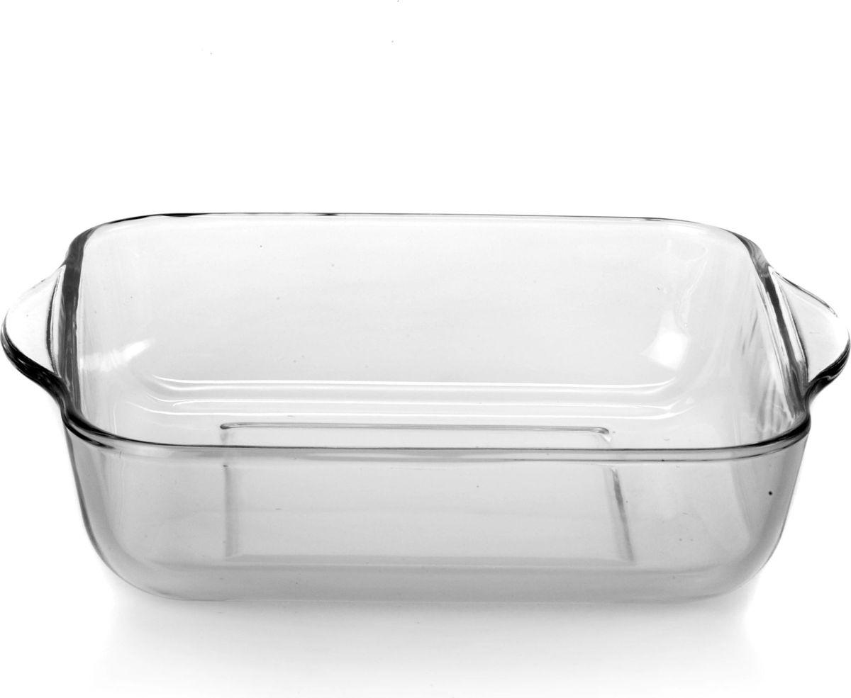 Лоток для СВЧ Pasabahce, 2,8 л. 5902459024Лоток для СВЧ Pasabahce выполнен из жаропрочного стекла. Изделие прекрасно подойдет для выпекания десертов - кексов, пирогов, тортов. Стекло - самый безопасный для здоровья материал. Посуда из стекла не вступает в реакцию с готовящейся пищей, а потому не выделяет никаких вредных веществ, не подвергается воздействию кислот и солей. Из-за невысокой теплопроводности пища в ней гораздо медленнее остывает.Стеклянная посуда очень удобна для приготовления и подачи самых разнообразных блюд: супов, вторых блюд, десертов. Благодаря прозрачности стекла, за едой можно наблюдать при ее готовке, еду можно видеть при подаче, хранении. Используя такую посуду, вы можете как приготовить пищу, так и изящно подать ее к столу, не меняя посуды. Благодаря гладкой идеально ровной поверхности посуда легко моется. Можно использовать в духовках, микроволновых печах и морозильных камерах (выдерживает температуру от - 30° C до 300°C). Можно мыть в посудомоечной машине.