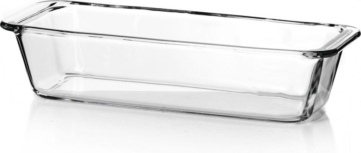 Лоток для СВЧ Pasabahce, 1,5 л. 5910459104Прямоугольный лоток для СВЧ Pasabahce выполнен из жаропрочного стекла. Изделие прекрасно подойдет для выпекания десертов - кексов, пирогов, тортов. Стекло - самый безопасный для здоровья материал. Посуда из стекла не вступает в реакцию с готовящейся пищей, а потому не выделяет никаких вредных веществ, не подвергается воздействию кислот и солей. Из-за невысокой теплопроводности пища в ней гораздо медленнее остывает.Стеклянная посуда очень удобна для приготовления и подачи самых разнообразных блюд: супов, вторых блюд, десертов. Благодаря прозрачности стекла, за едой можно наблюдать при ее готовке, еду можно видеть при подаче, хранении. Используя такую посуду, вы можете как приготовить пищу, так и изящно подать ее к столу, не меняя посуды. Благодаря гладкой идеально ровной поверхности посуда легко моется. Можно использовать в духовках, микроволновых печах и морозильных камерах (выдерживает температуру от - 30° C до 300°C). Можно мыть в посудомоечной машине.Размер: 31 х 12,5 х 7 см.