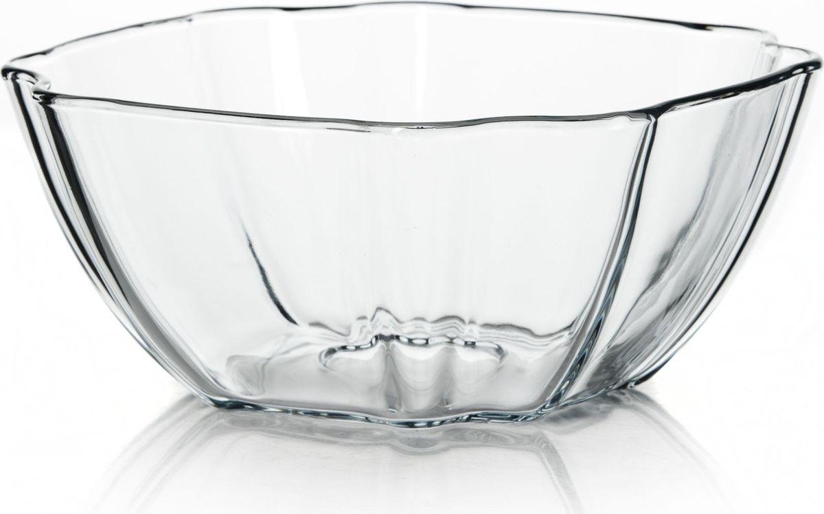 """Емкость для СВЧ """"Pasabahce"""" выполнена из жаропрочного стекла. В такой емкости удобно разогревать мясо, овощи и т.д."""