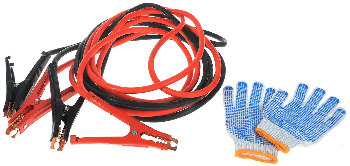 Провода прикуривания AVS Expert, 38,6 мм2, 700 А, 5 мA80686SПровода прикуривания AVS Expert предназначены для запуска автомобиля с разряженной батареей от аккумулятора другого автомобиля.В комплекте удобная сумка и перчатки.Данные провода рекомендованы для автомобилей с бензиновым двигателем, объемом свыше 5 л или с дизельным двигателем, объемом свыше 4,5 л.Длина провода: 5 м.Морозостойкость: -40°С.Площадь сечения провода: 38,6 мм2.Количество жил в проводе: 480.Напряжение: 12/24В.Максимальный ток: 700 А.