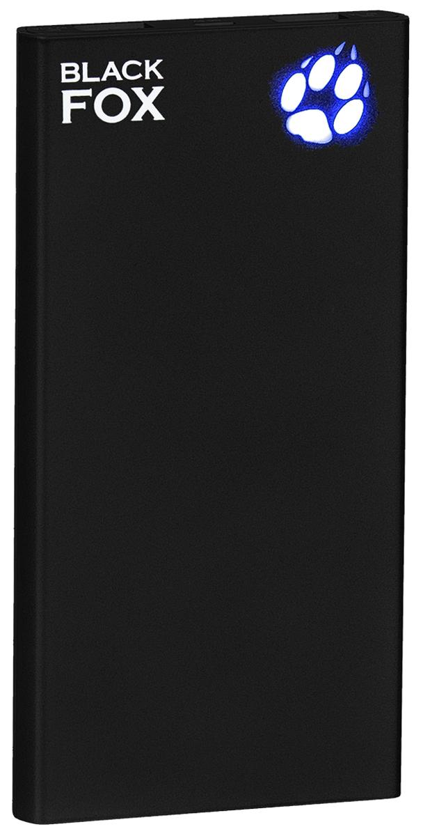 Black Fox BMP100D внешний аккумулятор (10 000 мАч)4627102591029Black Fox BMP100D - внешний аккумулятор ёмкостью 10000 мАч с возможностью зарядки одного устройства.Корпус высокого качества, изготовлен из металла с использованием пластмассовой вставки. Black Fox BMP100D очень приятный на ощупь, окрашенная поверхность имеет матовую структуру и не скользит в руках.Применимо для устройств: мобильный телефон, смартфон, игровые консоли, цифровые камеры, МРЗ плееры, КПК, PSP и другие USB устройства.Функции: индикатор уровня заряда в форме лапы, автоматическое определение напряжения, автоматическое выключениеЖизненный цикл: (количество перезарядок устройства) > 500 раз Время полной зарядки: 5-10 часов