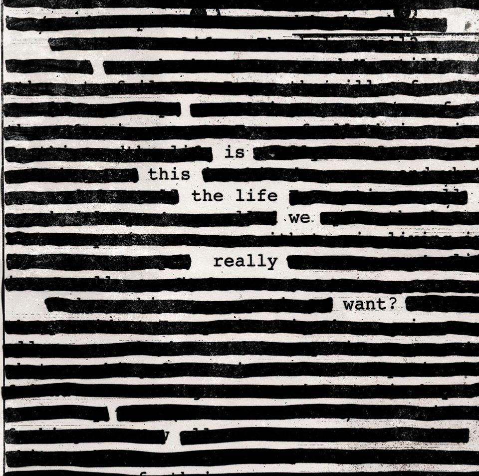 Роджер Уотерс Roger Waters. Is This The Life We Really Want? cd roger waters in the fleshlive