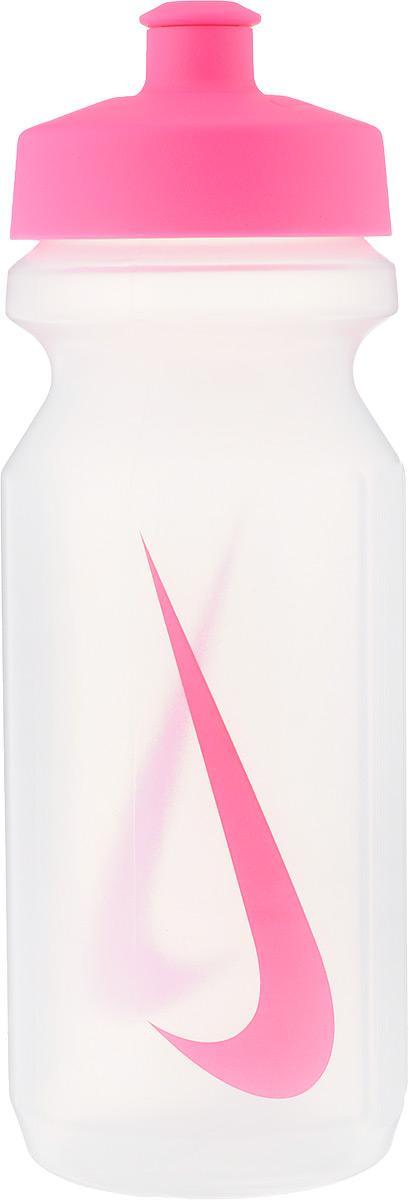 Бутылка для воды Nike Big Mouth Water Bottle, цвет: прозрачный, розовый, 650 млN.OB.17.944.22Стильная бутылка для воды Nike Big Mouth Water Bottle, изготовленная из высококачественных материалов, оснащена крышкой, которая плотно и герметично закрывается. Бутылка имеет герметичный клапан для питья, который не позволяет воде расплескиваться. Широкое отверстие позволяет удобно наливать коктейли и добавлять лед.Подходит для велосипедных держателей. Высота: 21 см. Диаметр основания: 6,5 см.Как повысить эффективность тренировок с помощью спортивного питания? Статья OZON Гид