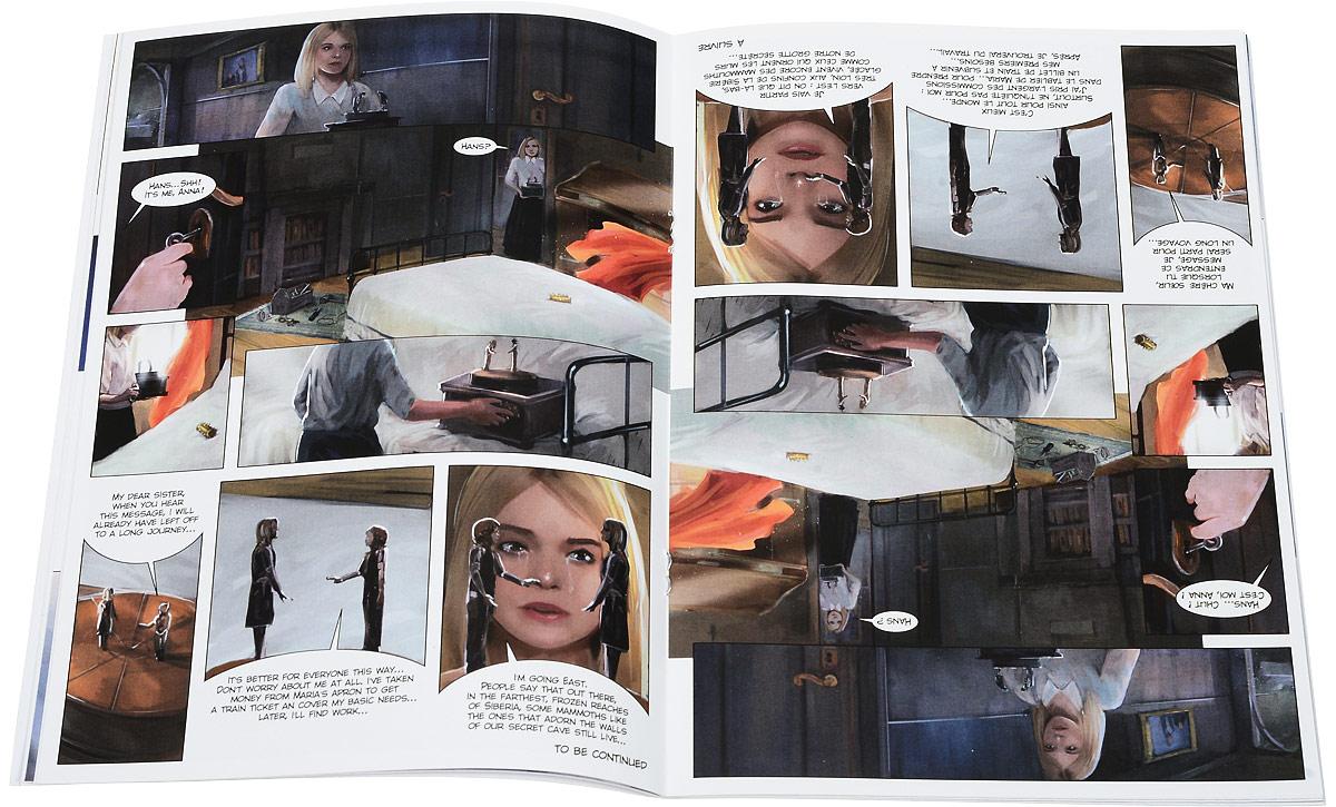 Сибирь 3.  Коллекционное издание (PS4) Microids