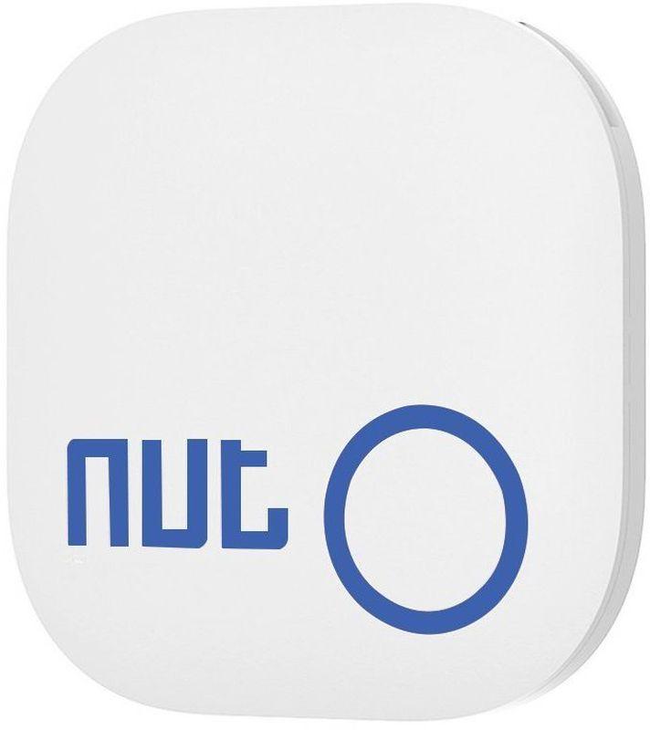 Брелок поисковый  NUT , цвет: белый - Универсальные пульты управления