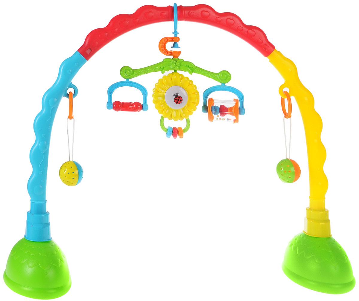 Playgo Развивающая дуга Гимнастическая арка - Игрушки для малышей