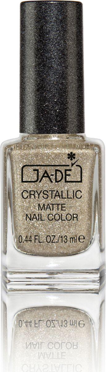 Лак для ногтей Crystallic Matte № 50 марки GA-DE,13 мл102500050Лак для ногтей с уникальной матовой текстурой, пронизанной отражающим блеском, который обнажает необычайную многогранную поверхность. После применения лака, его содержащая микрочастицы текстура образует потрясающий трехмерный эффект, создавая впечатление, будто на Ваши ногти нанесены крупицы сахара.Как ухаживать за ногтями: советы эксперта. Статья OZON Гид