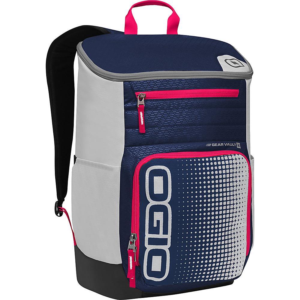 Рюкзак городской OGIO Active. C4 Sport Pack (A/S), цвет: синий, красный, серый. 031652226869031652226869Городской рюкзак Active. C4 Sport Pack (A/S) - это удобнейший рюкзак для занятий спортом с огромным основным отделением и несколькими внешними карманами. Туда поместится экипировка практически для любого вида спорта. Рюкзак оснащен ручкой для переноски, двумя регулируемыми плечевыми ремнями. Имеются четыре наружных кармана (два из них на молнии и два - без застежки), одно объемное отделение с застежкой на молнию и три внутренних кармана без застежки.OGIO - высокотехнологичный продукт от американского производителя. Вместимые сумки для путешествий, работы и отдыха, специальная коллекция городских сумок для женщин, жесткие боксы под мелкий инвентарь и многое другое.