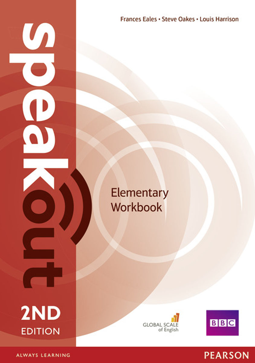 Speakout Elementary Workbook without Key