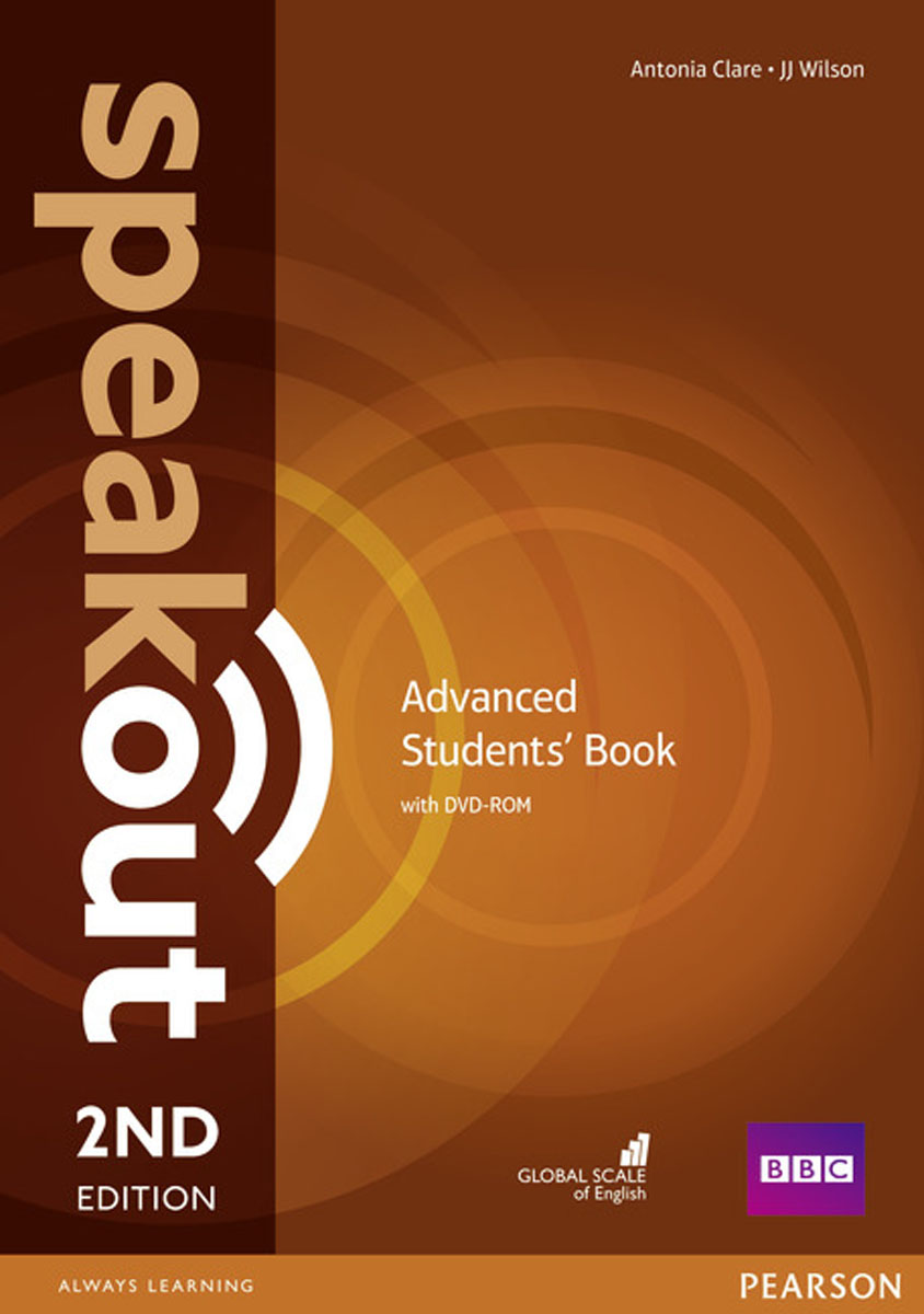 Speakout Advanced Student's Book (+ DVD-ROM)