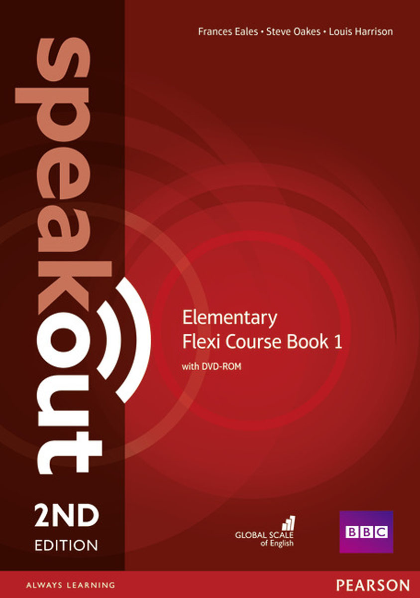 Speakout Elementary Flexi Coursebook 1 Pack: