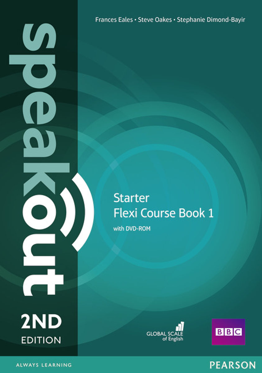 Speakout Starter Flexi Course: Book 1 driscoll l cambridge english skills real reading 3 with answers