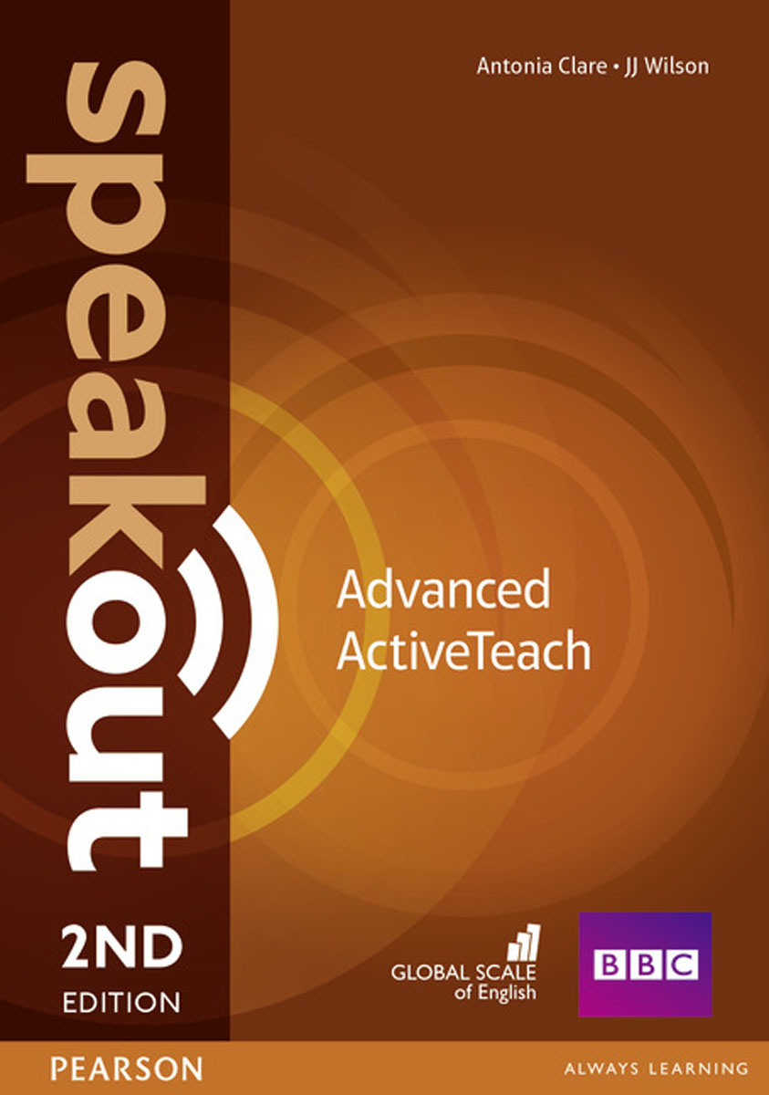 Speakout Advanced ActiveTeach CD (2Ed) cd диск the doors when you re strange a film about the doors songs from the motion picture 1 cd