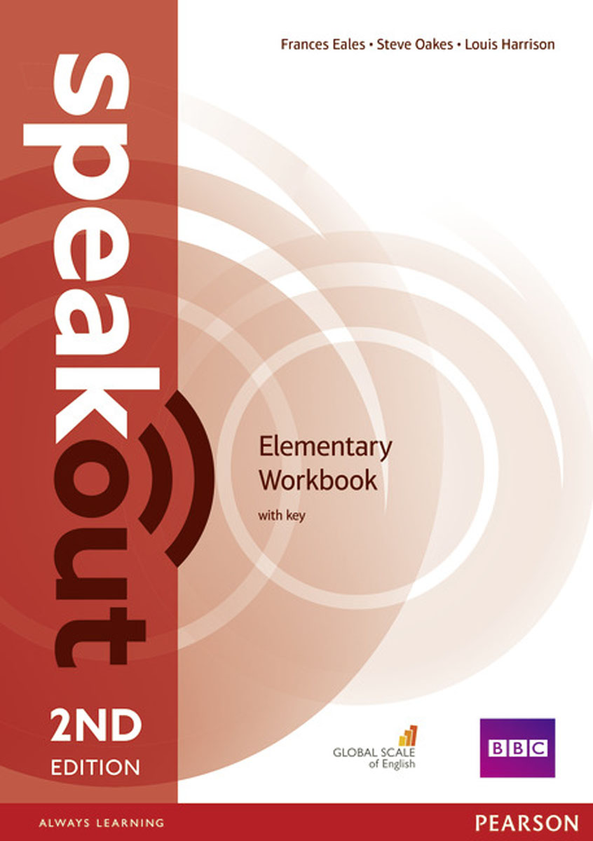 Speakout Elementary Workbook with Key elementary language practice english grammar and vocabulary with key cd