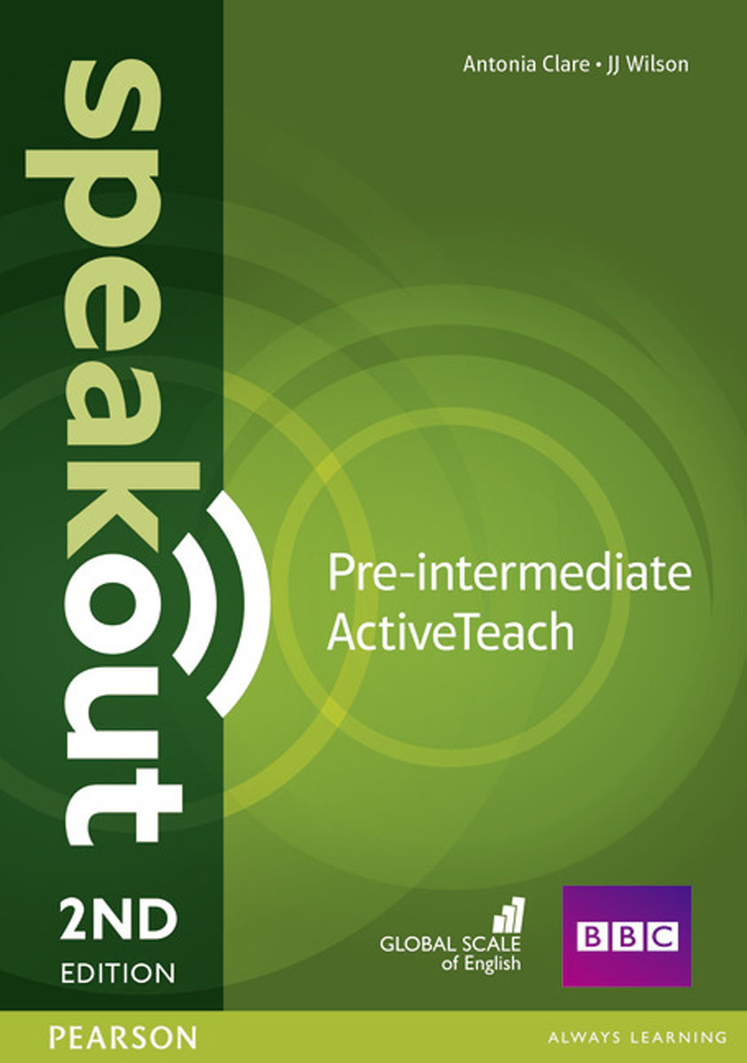 Speakout Pre-Intermediate ActiveTeach CD (2Ed) evans v dooley j enterprise plus grammar pre intermediate