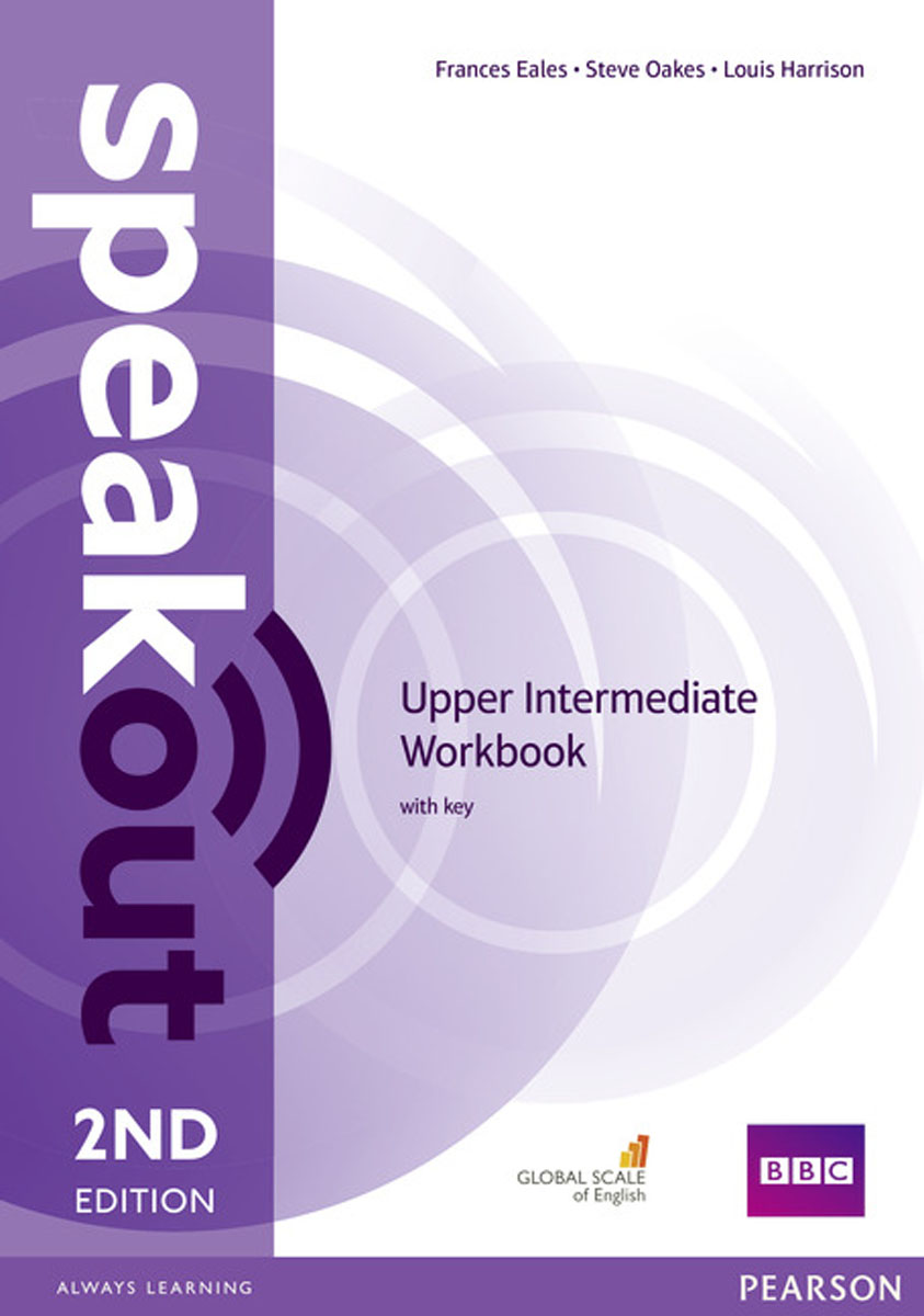 Speakout Upper Intermediate Workbook with Key academic listening encounters life in society listening note taking discussion teacher s manual