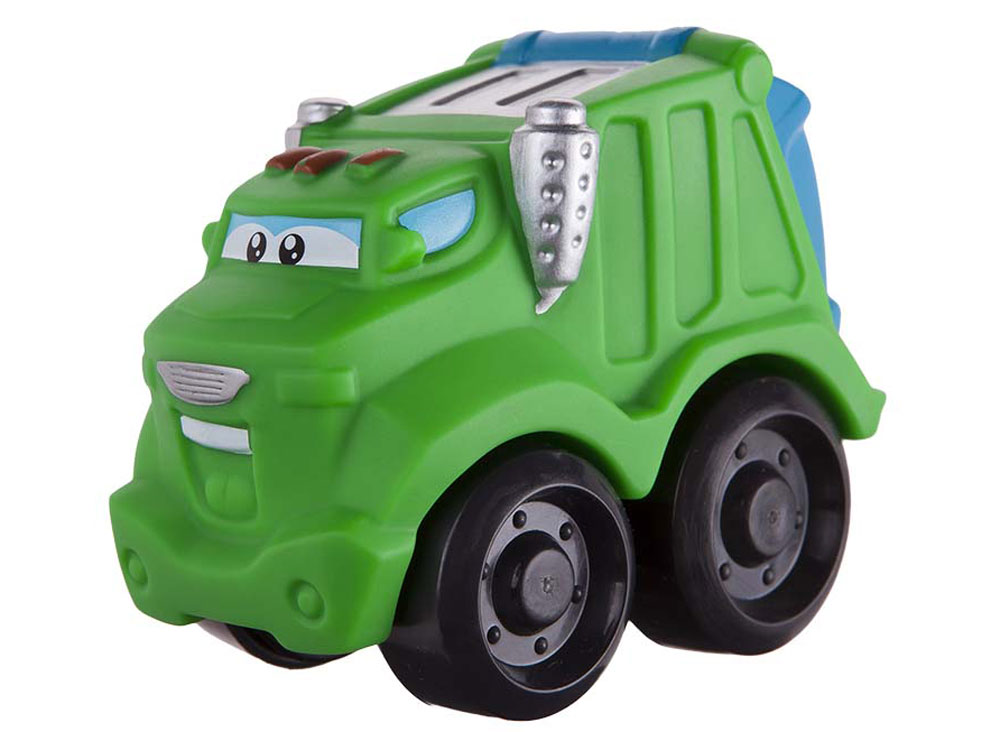 Chuck & Friends Машинка Роуди chuck & friends машинка роуди
