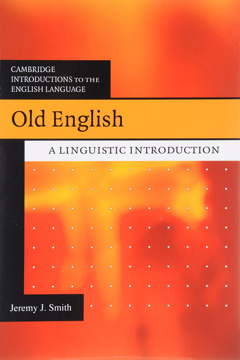 Old English: A Linguistic Introduction the comparative typology of spanish and english texts story and anecdotes for reading translating and retelling in spanish and english adapted by © linguistic rescue method level a1 a2